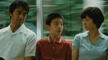 I protagonisti di 'Ritratto di famiglia con tempesta' – Foto: Aoi Promotion