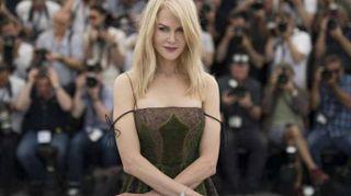 Cannes: Kidman, sono audace e aperta, benvenute sfide