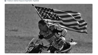 Nicky Hayden morto, i tweet dei piloti MotoGp