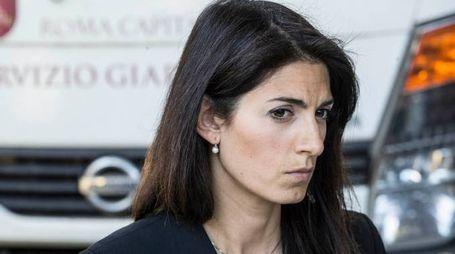 La sindaca di Roma Virginia Raggi (Imagoeconomica)