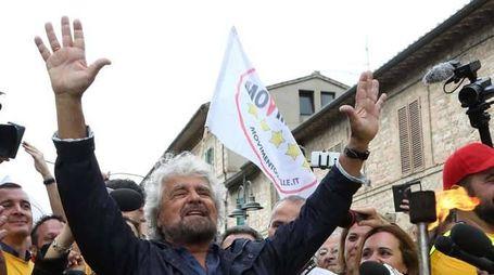 M5s: Grillo, andremo al governo, è ovvio