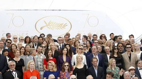 Cannes, oltre 100 star in foto per 70/mo