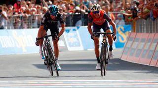 Giro d'Italia 2017, Nibali vince a Bormio. L'ordine d'arrivo