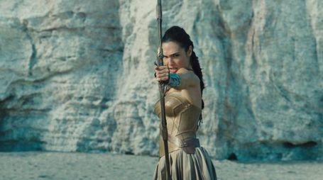 Una scena del film 'Wonder Woman' – Foto: Warner Bros.