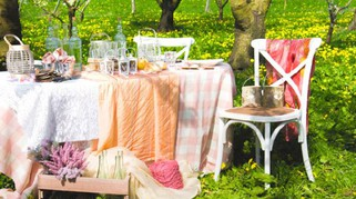 Idee per una romantica estate all'aperto