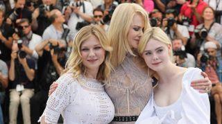 Cannes 2017, Dunst-Kidman-Fanning: stupende
