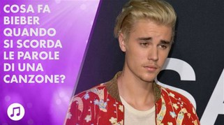 Justin Bieber: che figuraccia!