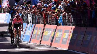 Giro d'Italia 2017, tappa 18: le pagelle di Angelo Costa
