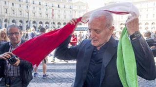 Laura Biagiotti, folla ai funerali a Roma