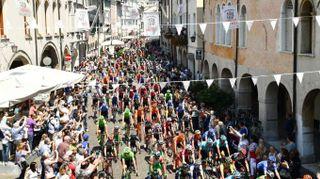 Giro d'Italia 2017, da Pordenone ad Asiago