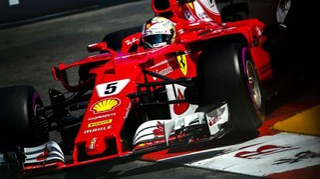 F1, a Monaco prima fila tutta Ferrari