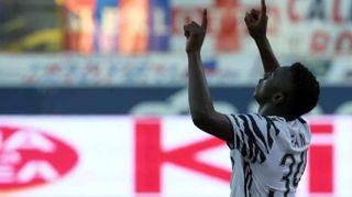 Serie A: Bologna-Juventus 1-2