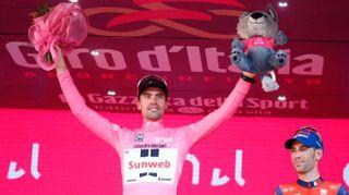 Giro d'Italia 2017, trionfa Dumoulin. Le emozioni della gara