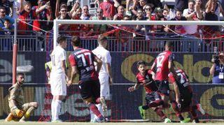 Serie A: Cagliari-Milan 2-1