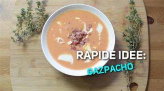 Segreti in cucina: gazpacho