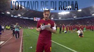 Totti: eroi si nasce, non si diventa