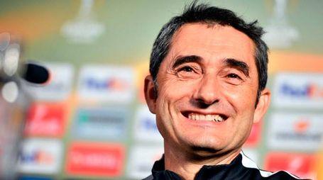 Ernesto Valverde (Afp)
