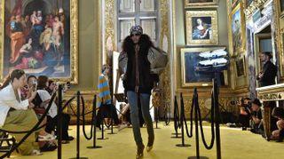 Gucci d'incanto, sfilata indimenticabile a Palazzo Pitti
