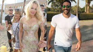 Pamela Anderson, 50 anni e un nuovo flirt