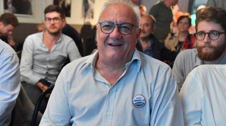Gianni Crivello, candidato del centrosinistra a Genova (Ansa)