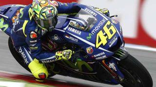 MotoGp: show Italia ad Assen, vince Valentino Rossi