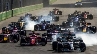 F1 Gp Baku 2017, vittoria a sorpresa di Ricciardo