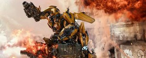 Transformers al top anche in Italia