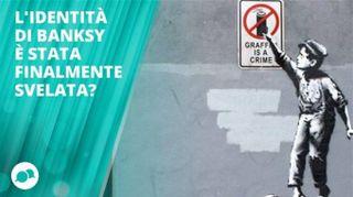 La copertura di Banksy potrebbe essere saltata...