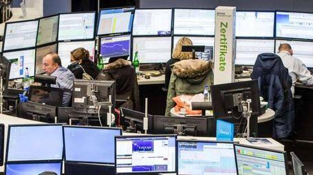 Borsa:Europa chiude bene, Milano +0,8%