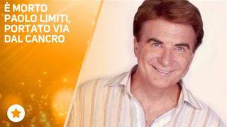 Paolo Limiti, il paroliere gentile non ce l'ha fatta