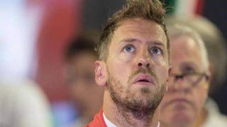 F1: lite in pista, Vettel rischia sanzione