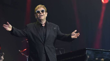Elton John (Olycom)