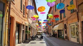 Le più belle città italiane da scoprire in sella alle due ruote
