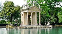 I parchi delle ville di Roma
