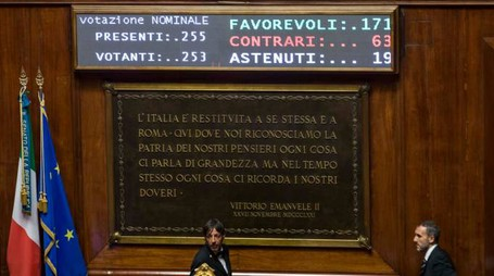 Senato, ok al decreto Vaccini (Imagoeconomica)