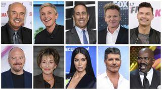 Kim Kardashian, tra le star più pagate secondo Forbes