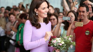 Kate Middleton fashion victim. Tutti i look del viaggio in Germania