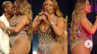 Mariah Carey, l'orgoglio curvy contro l'odio dei social