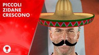 Santo Zinédine Zidane? In Messico uno strano fenomeno
