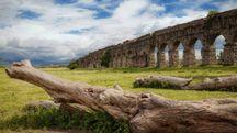 Roma: la meraviglia degli acquedotti romani