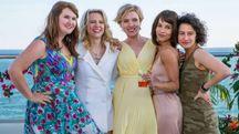 Il cast di 'Crazy Night – Festa col morto' – Foto: Barry Wetcher/Sony Pictures