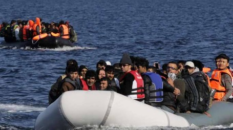 Naufragio Egeo, 7 vittime, anche 5 bimbi