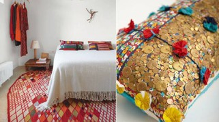 Nuovo look agli interni con i tessili per la casa