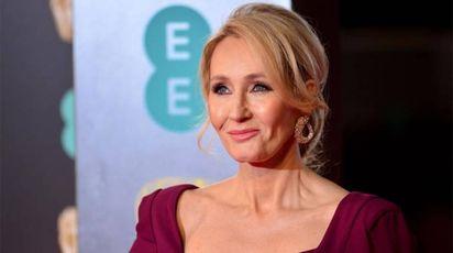 J. K. Rowling – Foto: Dominic Lipinski/PA Wire/LaPresse