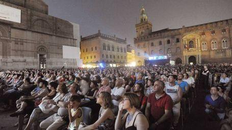 Il cinema all'aperto a Bologna