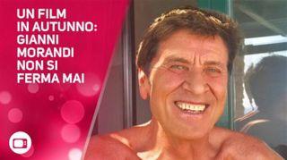 Gianni Morandi, altro che pensione: a breve una fiction