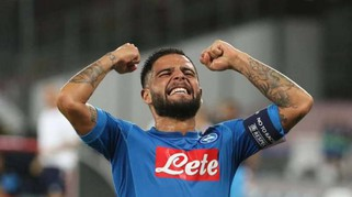 Champions, Napoli-Nizza 2-0