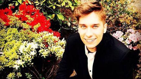 Luca Russo, uno dei tre italiani morti nella strage di Barcellona (Newpress)