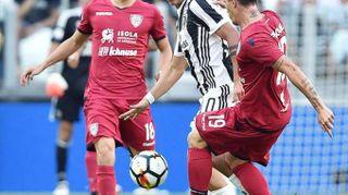 Juventus-Cagliari 3-0