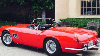 La Ferrari festeggia i 70 anni con la mostra a Pebble Beach